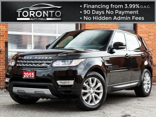 Used 2015 Land Rover Range Rover Sport 4WD 4dr V6 HSE for sale in North York, ON