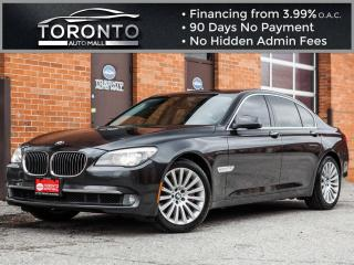 Used 2010 BMW 7 Series 4dr Sdn 750i xDrive AWD for sale in North York, ON