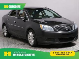 Used 2014 Buick Verano BASE A/C GR ELECT for sale in St-Léonard, QC