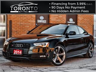 Used 2016 Audi S5 3.0T Technik Sport DIFF Bang & Olufsen Navi Pano for sale in North York, ON