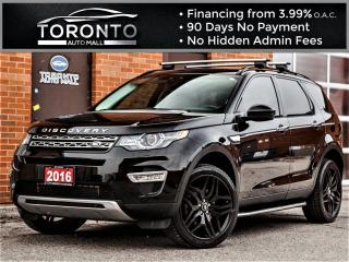 Used 2016 Land Rover Discovery Sport AWD 4dr HSE LUXURY for sale in North York, ON