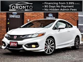 Used 2014 Honda Civic COUPE 2dr Man Si for sale in North York, ON