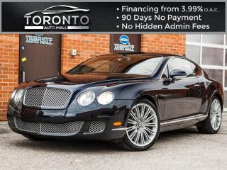 Used 2008 Bentley Continental GT SPEED, 600HP AWD, NAVI, Paddle Shift for sale in North York, ON