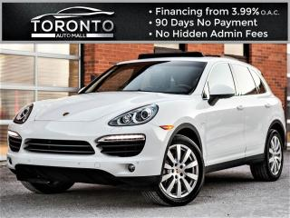 Used 2012 Porsche Cayenne AWD 4dr S Hybrid for sale in North York, ON