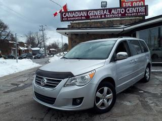 Used 2009 Volkswagen Routan Execline for sale in Scarborough, ON