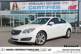 Used 2016 Buick Regal for sale in St-Léonard, QC