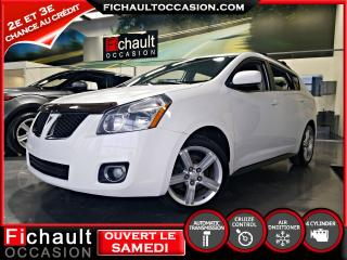 Used 2009 Pontiac Vibe AUTOMATIQUE*** MAGS*** AIR CLIMATISE*** for sale in Châteauguay, QC