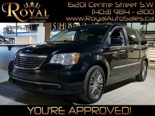 Used 2014 Chrysler Town & Country TOURING for sale in Calgary, AB