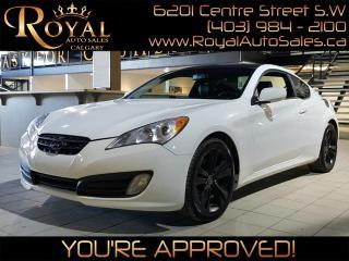 Used 2012 Hyundai Genesis Coupe Premium for sale in Calgary, AB