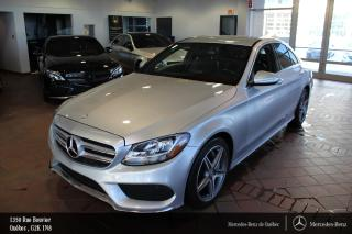 Used 2015 Mercedes-Benz C 300 AWD for sale in Québec, QC