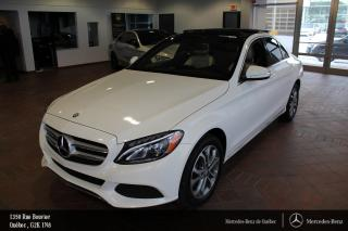 Used 2015 Mercedes-Benz C-Class C300 Awd,toit Pano for sale in Québec, QC