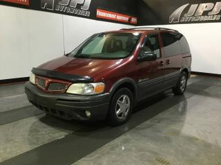 Used 2002 Pontiac Montana for sale in Carignan, QC