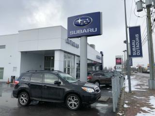 Used 2015 Subaru Forester 2.5i Limited for sale in Gatineau, QC
