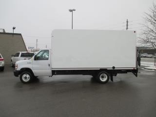 Used 2018 Ford E450 16 FT>UNICELL BODY WITH POWER TAIL GATE LOADER for sale in London, ON