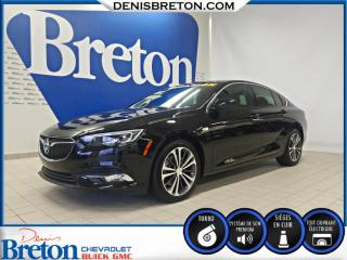 Used 2018 Buick Regal Navigation - Bose for sale in St-Eustache, QC