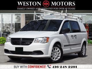 Used 2014 Dodge Ram Van CARGO*ROOF RACKS*SHELVING*REVERSE CAM!!!* for sale in Toronto, ON
