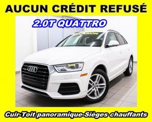 Used 2017 Audi Q3 2.0t Quattro Sièges for sale in Mirabel, QC