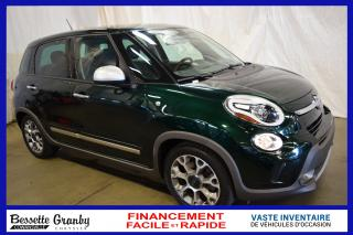 Used 2015 Fiat 500 L Trekking +toit Pano for sale in Granby, QC