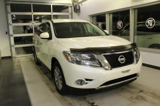 Used 2015 Nissan Pathfinder S AWD *CAMÉRA DE RECUL* for sale in Lévis, QC