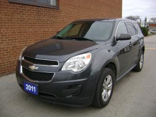 Used 2011 Chevrolet Equinox LS for sale in Oakville, ON