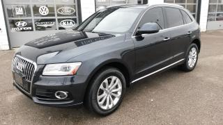 Used 2015 Audi Q5 2.0T Progressiv for sale in Guelph, ON