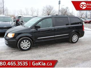 Used 2014 Chrysler Town & Country Touring; 7 PASS, BACKUP CAM, STOW 'N'GO, ROOF RACK, CRUISE AND MORE for sale in Edmonton, AB