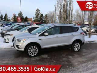 Used 2017 Ford Escape TITANIUM; NAV, KEYLESS ENTRY, BLUETOOTH, PUSH-BUTTON START, SUNROOF AND MORE for sale in Edmonton, AB