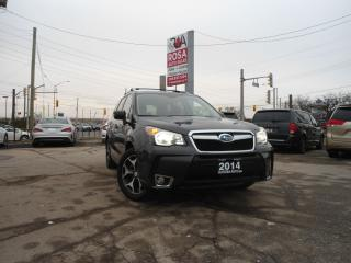 Used 2014 Subaru Forester AUTO,4WD,B-TOOTH, NAV, REAR CAMERA,LEATHER for sale in Oakville, ON