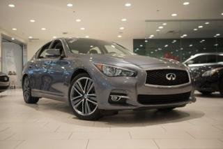 Used 2015 Infiniti Q50 for sale in Montréal, QC