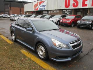 Used 2013 Subaru Legacy 3.6R w/Limited & EyeSight Pkg~NAV.~LEATHER for sale in Toronto, ON