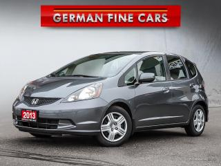 Used 2013 Honda Fit LX**YEAR END SALE!!** for sale in Bolton, ON