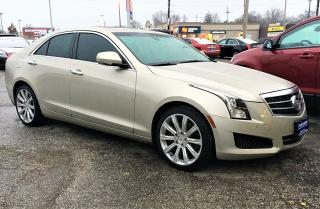 Used 2014 Cadillac ATS Luxury AWD for sale in Windsor, ON