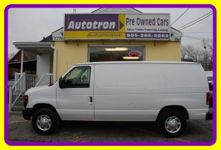 Used 2012 Ford E350 1 Ton Econoline Cargo Van, Loaded for sale in Woodbridge, ON