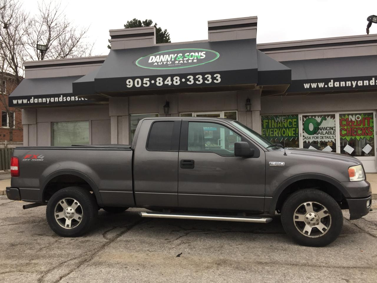 2004 ford f 150 fx4