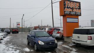 Used 2009 Hyundai Accent Auto L**HATCH BACK**AUTO**GREAT ON FUEL**AS IS for sale in London, ON
