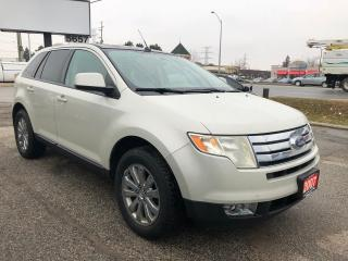 Used 2007 Ford Edge SEL, New Tires, Accident Free, Certified, Warranty for sale in Woodbridge, ON