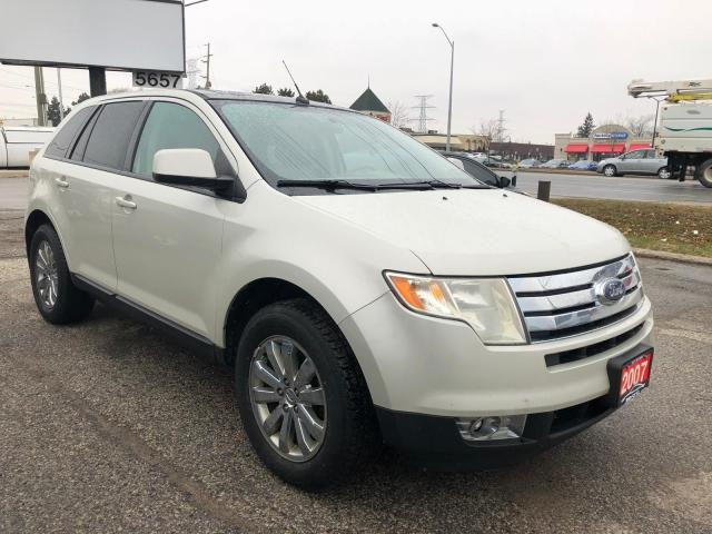 2007 Ford Edge SEL, New Tires, Accident Free, Certified, Warranty