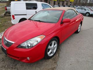 Used 2004 Toyota Camry Solara SLE for sale in Cookstown, ON