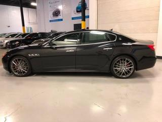 Used 2016 Maserati Quattroporte S Q4 for sale in Concord, ON