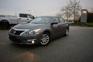 Used 2015 Nissan Altima for sale in West Kelowna, BC
