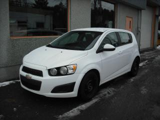 Used 2012 Chevrolet Sonic Hayon 5 portes LS for sale in Repentigny, QC