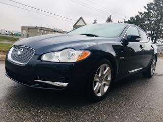 Used 2009 Jaguar XF Luxury for sale in Mississauga, ON