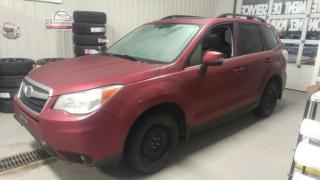 Used 2014 Subaru Forester 2.5i Touring for sale in Gatineau, QC