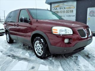 Used 2005 Pontiac Montana ***7 PASSAGERS,AIR CLIMATISE,GROUPE ELEC for sale in Longueuil, QC
