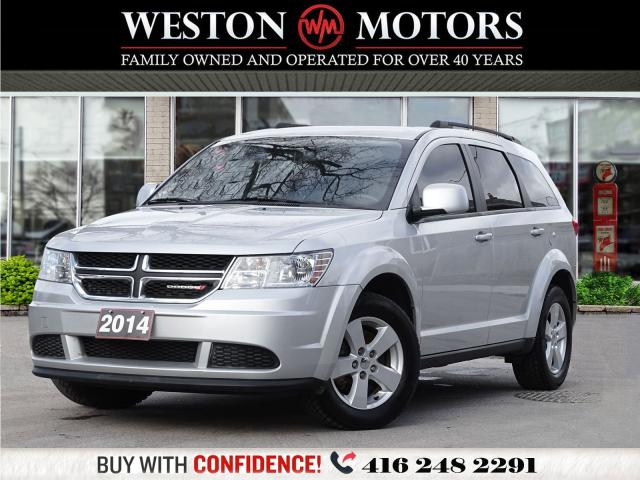 2014 Dodge Journey SE*POWER GROUP*ACC FREE*BTOOTH*7 PASS*A MUST SEE!*