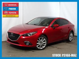 Used 2014 Mazda MAZDA3 GT for sale in Drummondville, QC