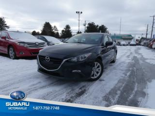 Used 2014 Mazda MAZDA3 GX-SKY berline 4 portes for sale in Victoriaville, QC