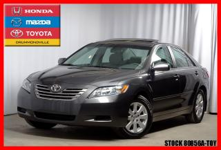 Used 2007 Toyota Camry Hybride Hybride / Cuir for sale in Drummondville, QC
