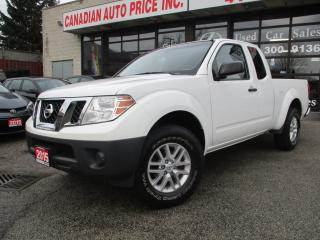 Used 2015 Nissan Frontier SV-KING CAP-SWB-BLUETOOTH for sale in Scarborough, ON