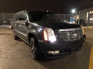 Used 2007 Cadillac Escalade ESV for sale in Pickering, ON